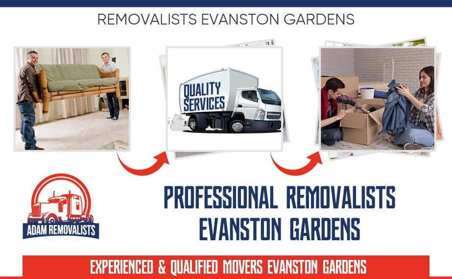Removalists Evanston Gardens
