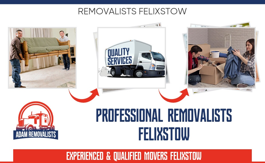 Removalists Felixstow
