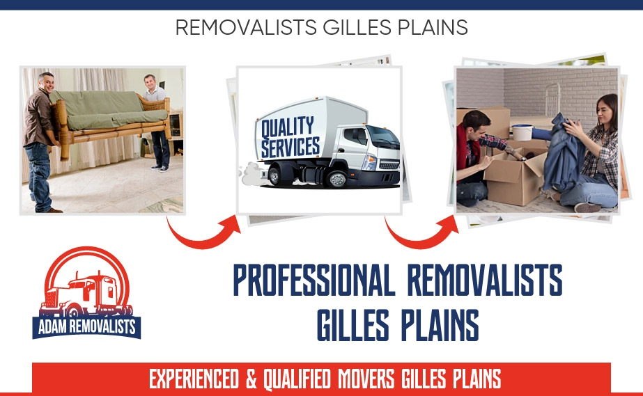 Removalists Gilles Plains