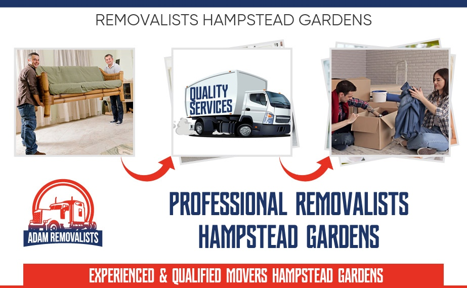 Removalists Hampstead Gardens