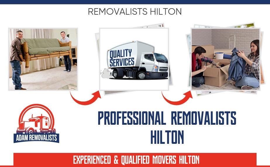 Removalists Hilton