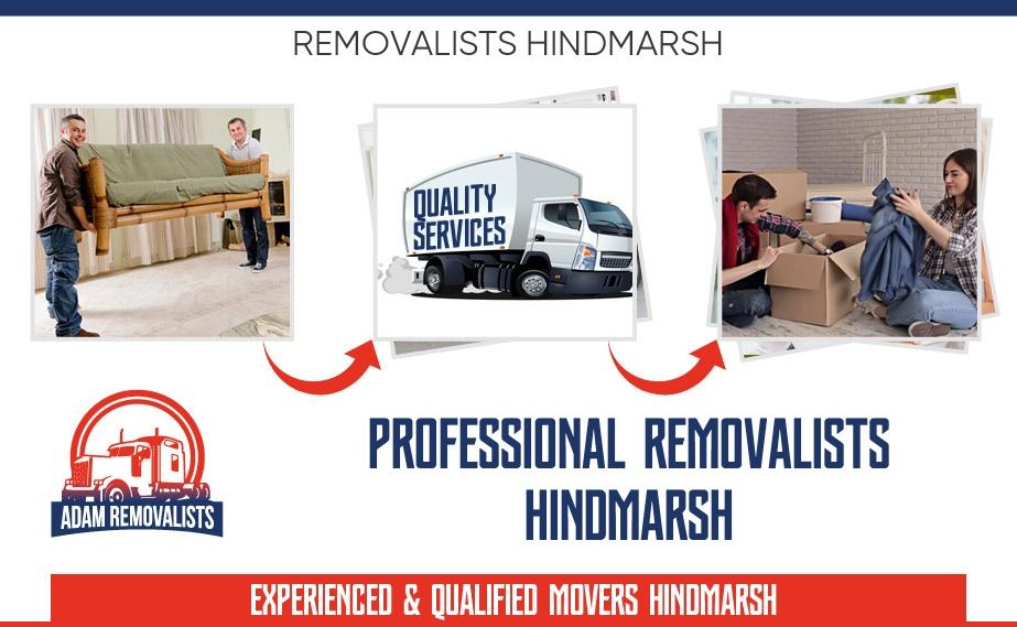 Removalists Hindmarsh