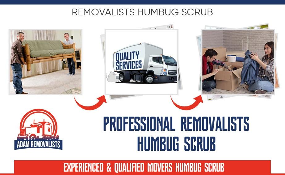 Removalists Humbug Scrub