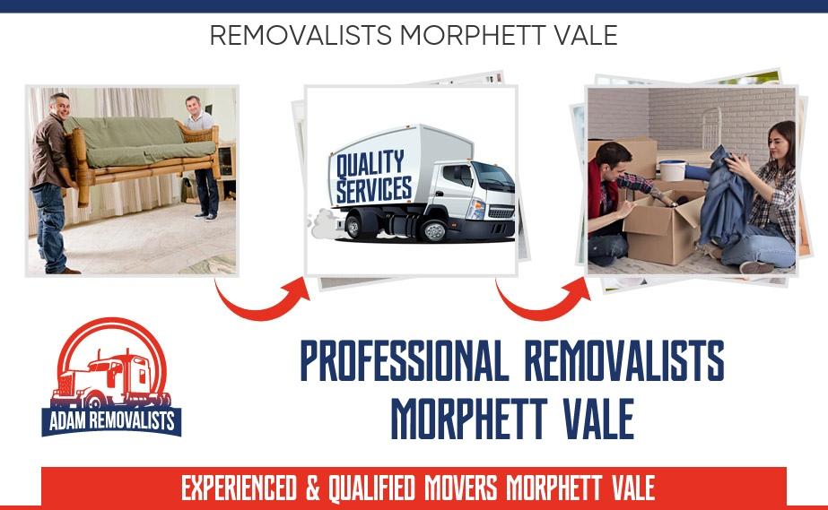 Removalists Morphett Vale