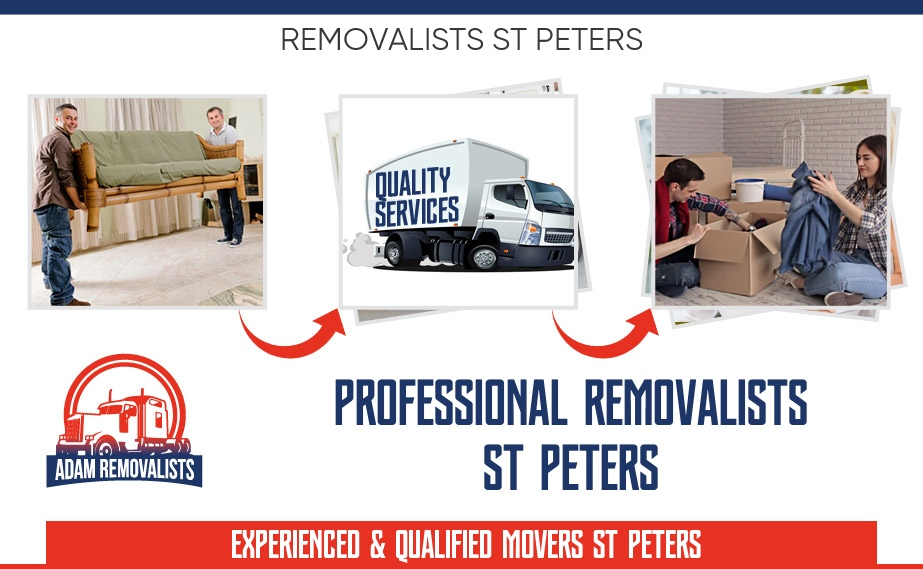 Removalists St Peters