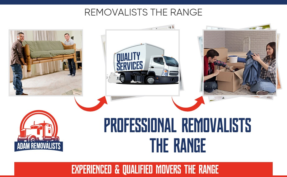 Removalists The Range