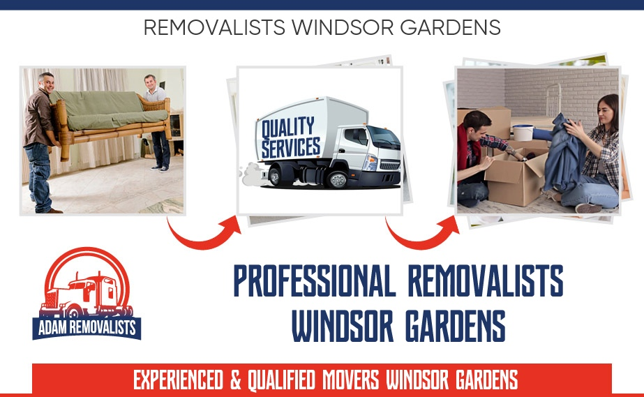 Removalists Windsor Gardens