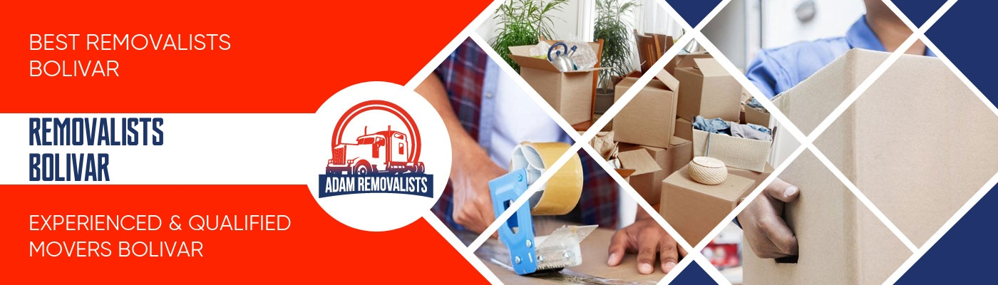 Removalists Bolivar