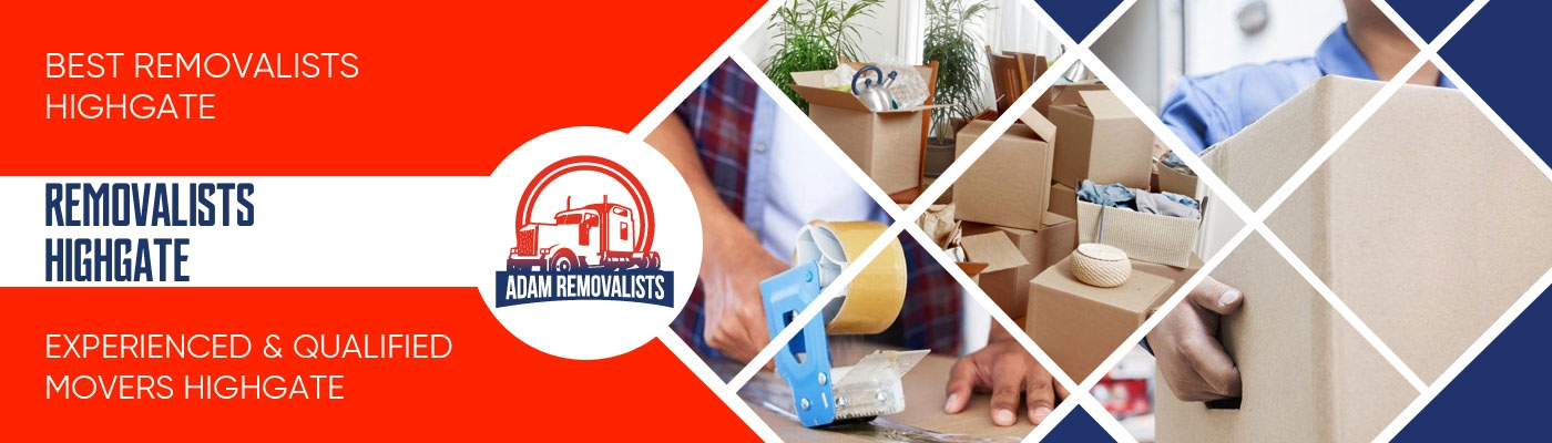 Removalists Highgate