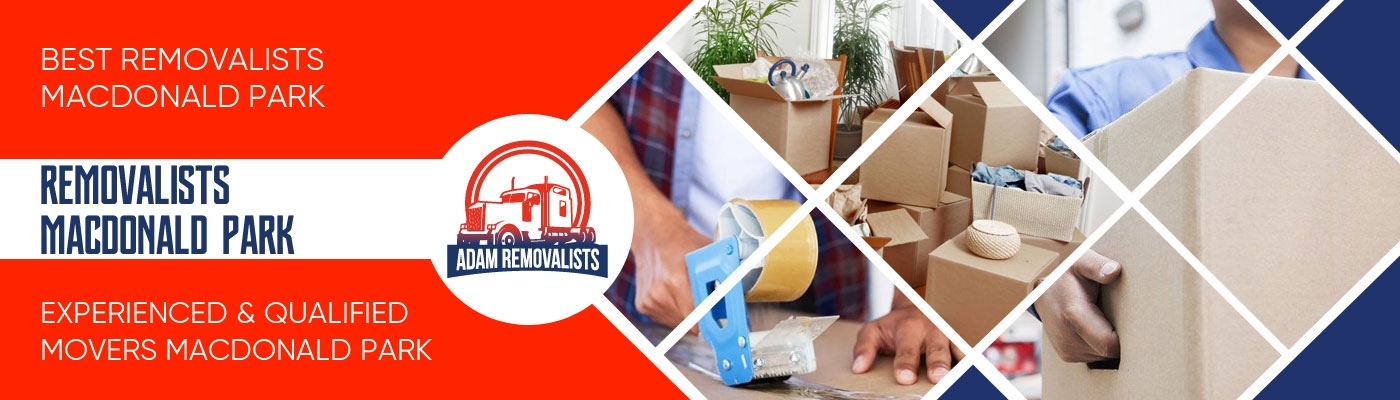 Removalists MacDonald Park