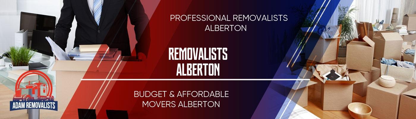 Removalists Alberton