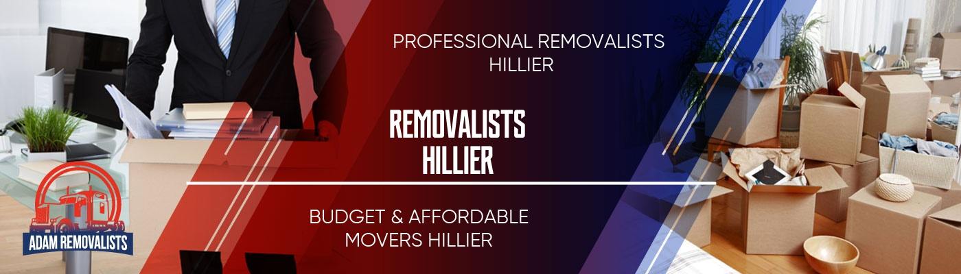 Removalists Hillier