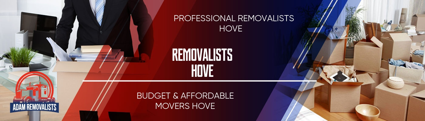 Removalists Hove