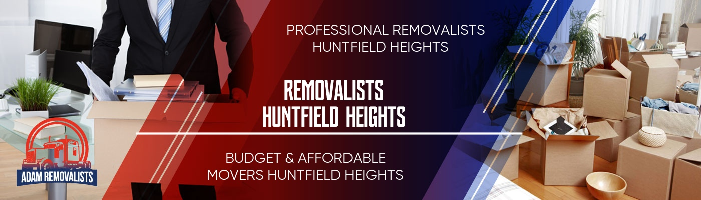 Removalists Huntfield Heights