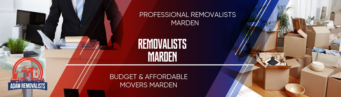 Removalists Marden