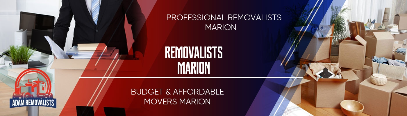 Removalists Marion