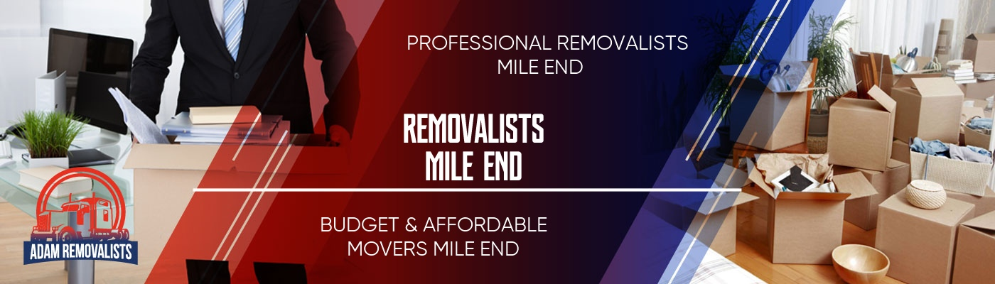 Removalists Mile End