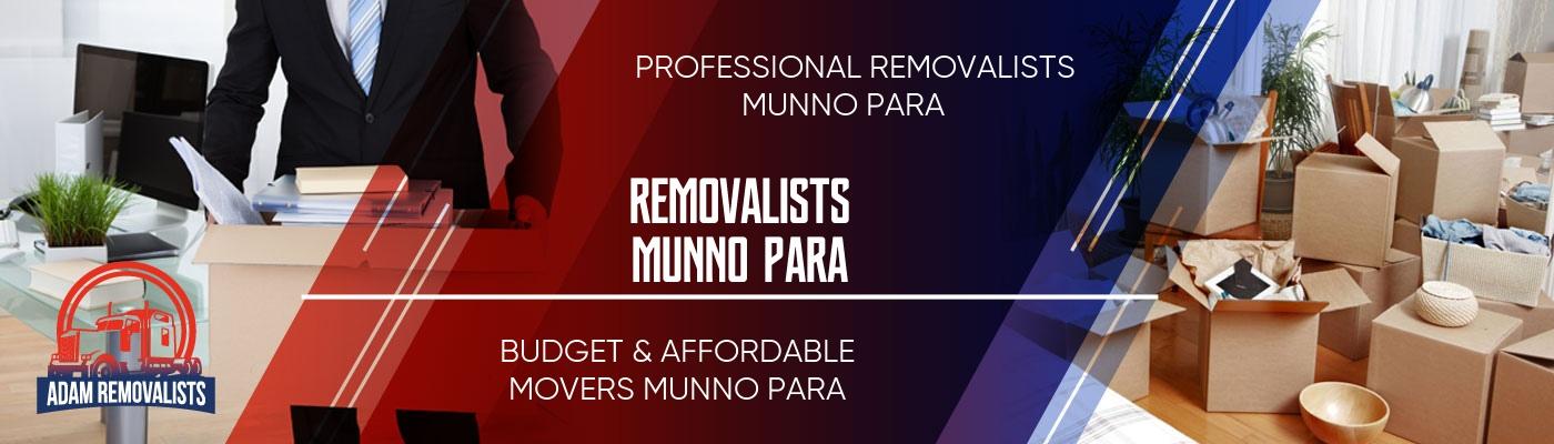 Removalists Munno Para