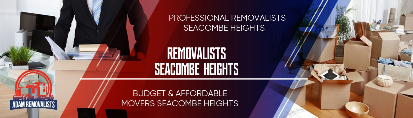 Removalists Seacombe Heights