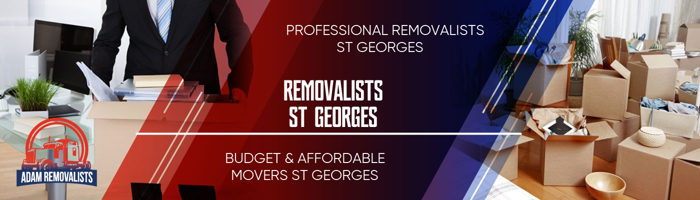 Removalists St Georges