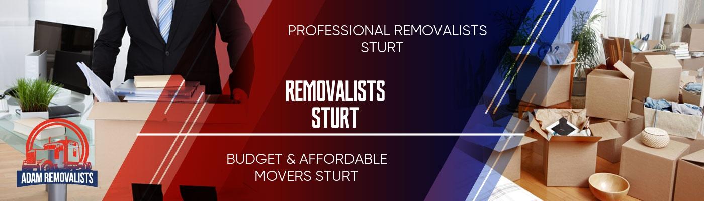 Removalists Sturt
