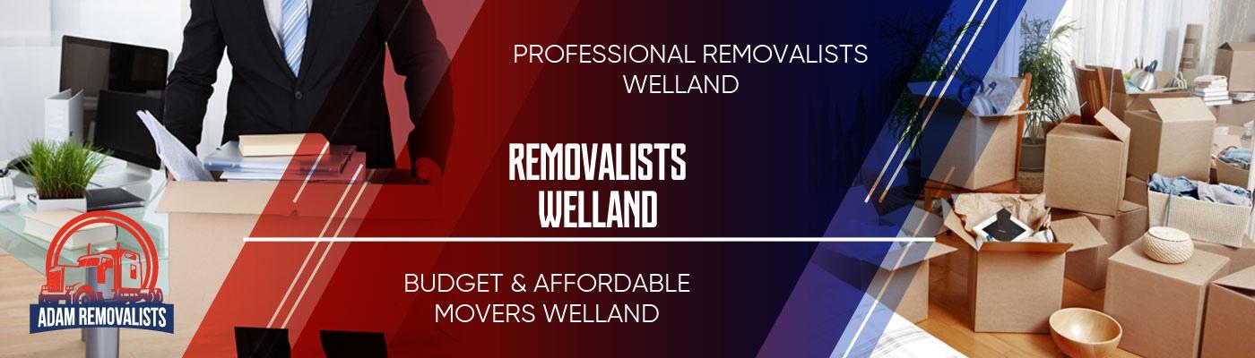 Removalists Welland