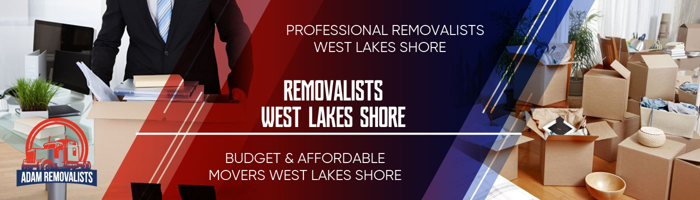Removalists West Lakes Shore