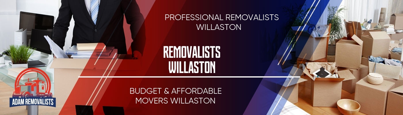Removalists Willaston