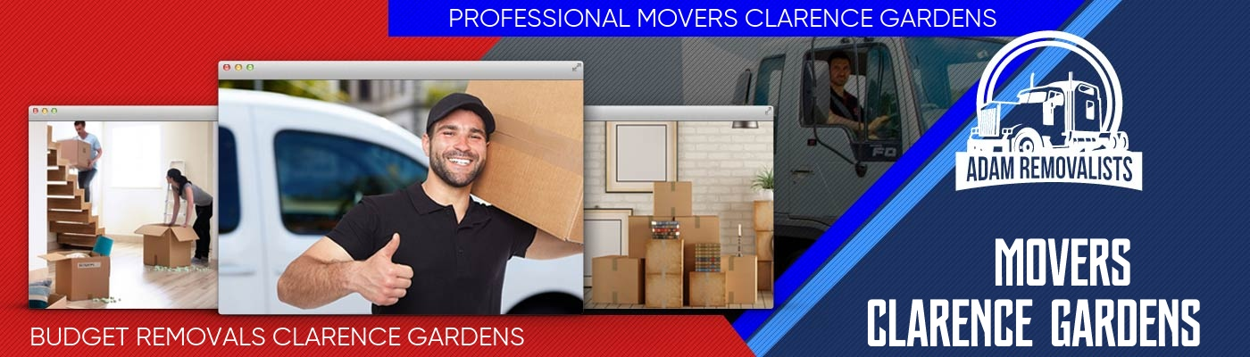 Movers Clarence Gardens