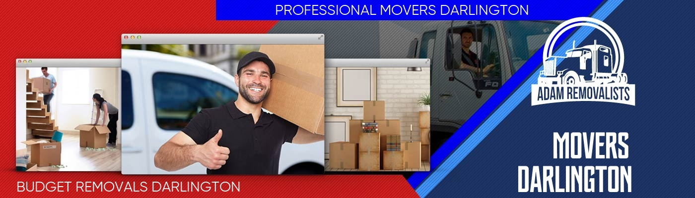 Movers Darlington