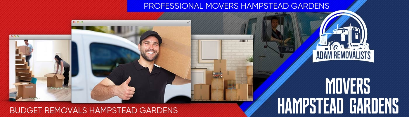 Movers Hampstead Gardens