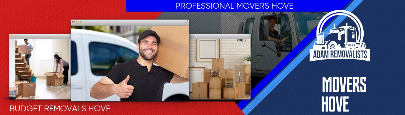 Movers Hove
