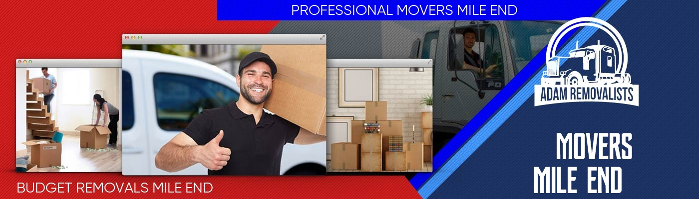 Movers Mile End