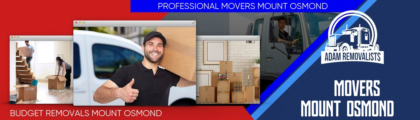 Movers Mount Osmond