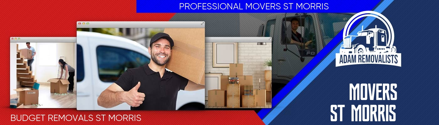 Movers St Morris