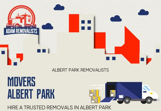 Movers Albert Park
