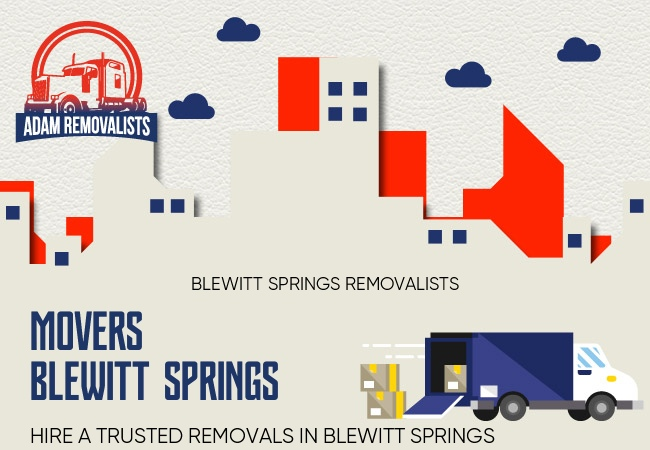 Movers Blewitt Springs