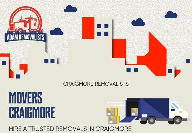 Movers Craigmore