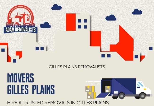 Movers Gilles Plains
