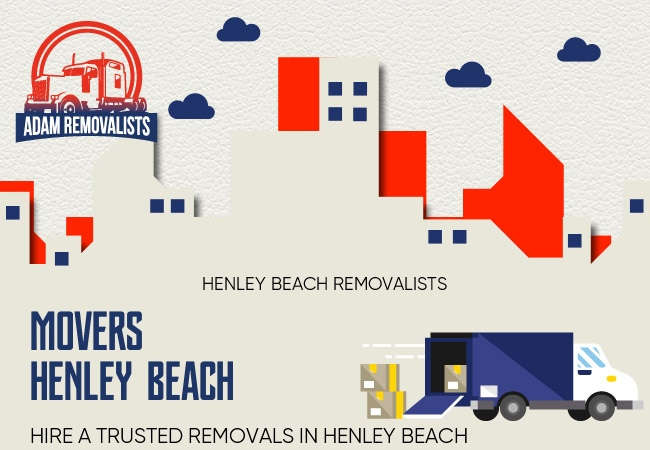 Movers Henley Beach