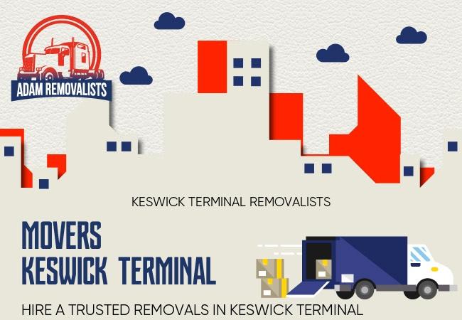 Movers Keswick Terminal
