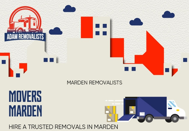 Movers Marden