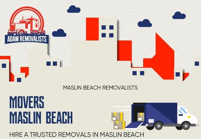 Movers Maslin Beach