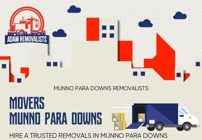 Movers Munno Para Downs