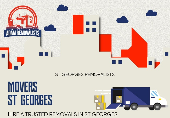 Movers St Georges