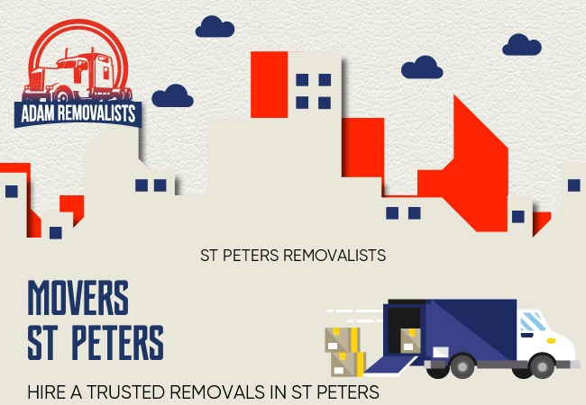 Movers St Peters
