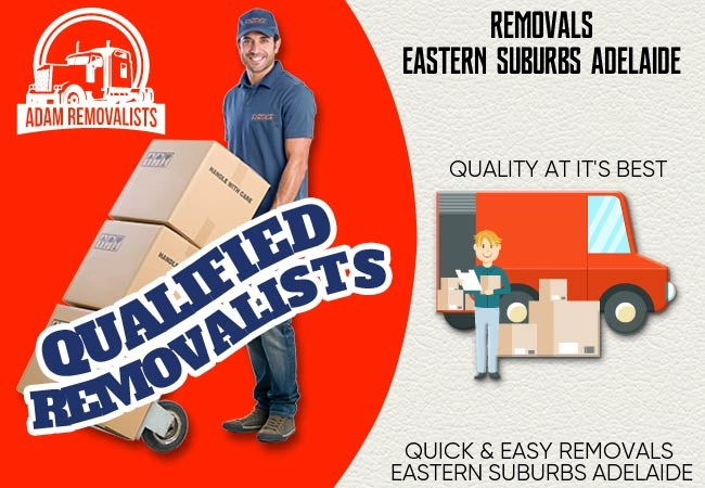 Removals Eastern Suburbs Adelaide