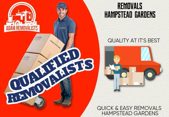 Removals Hampstead Gardens