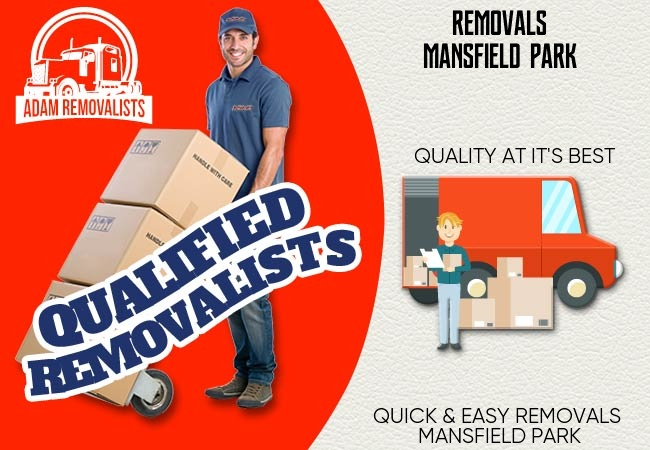 Removals Mansfield Park