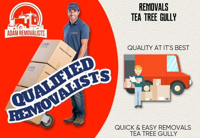 Removals Tea Tree Gully